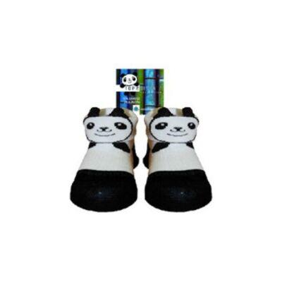 Bambusz bébi 3D bokazokni fehér