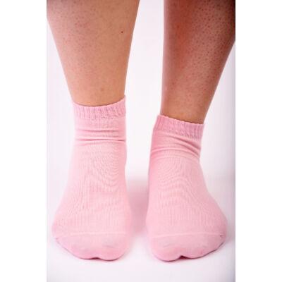 Bakfis sportzokni rózsaszín