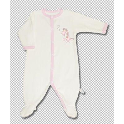 Safari pizsama rózsaszín