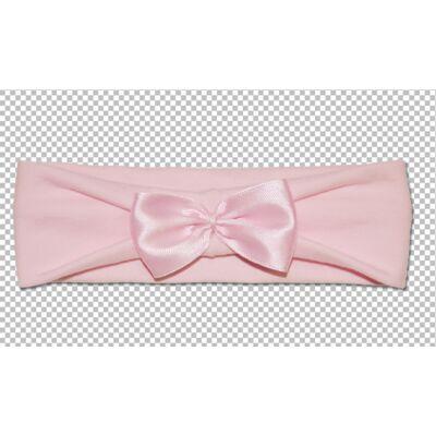 Teddy hajpánt rózsaszín