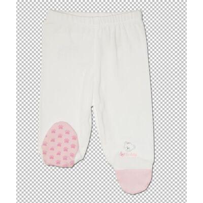 Teddy talpas nadrág rózsaszín