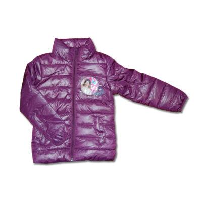 Violetta gyermek télikabát lila