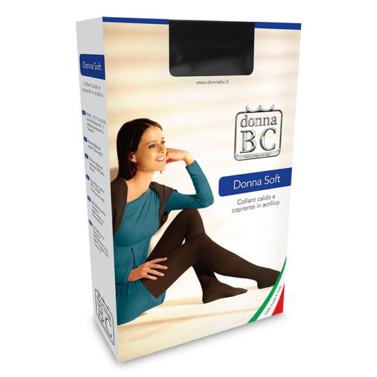 Donna BC akril harisnyanadrág 4 méret Fumo