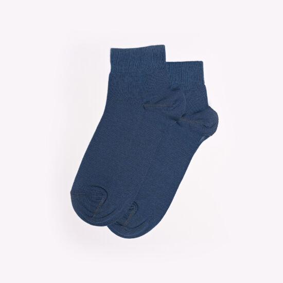Felnőtt rövid szárú zokni farmerkék