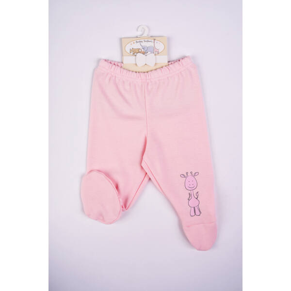 Safari talpas nadrág rózsaszín