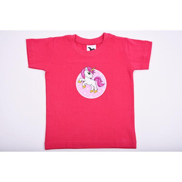 Gyermek póló unikornis