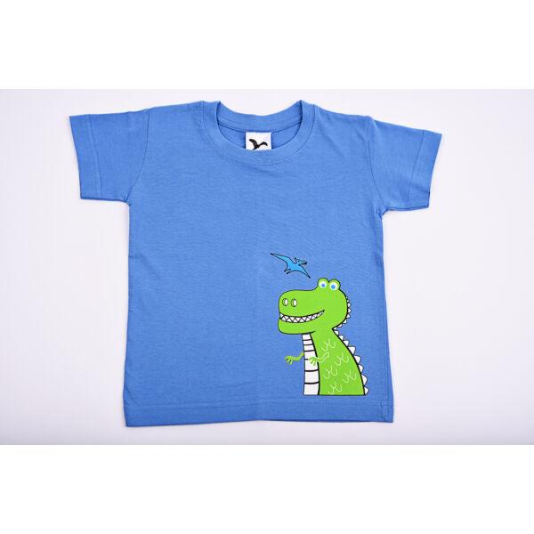 Gyermek póló dinoszaurusz